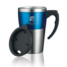 Mug isotherme coloré | Inox | 350 ml