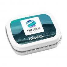 TinBox | Pastilles à la menthe poivrée | Rapide