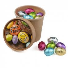 Petits œufs de Pâques | Gobelet à bonbons | 200 g