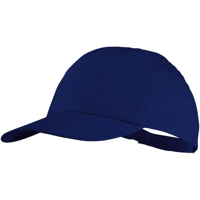 Casquette personnalisée | Coton | Petite quantité  | max019 Bleu Royal