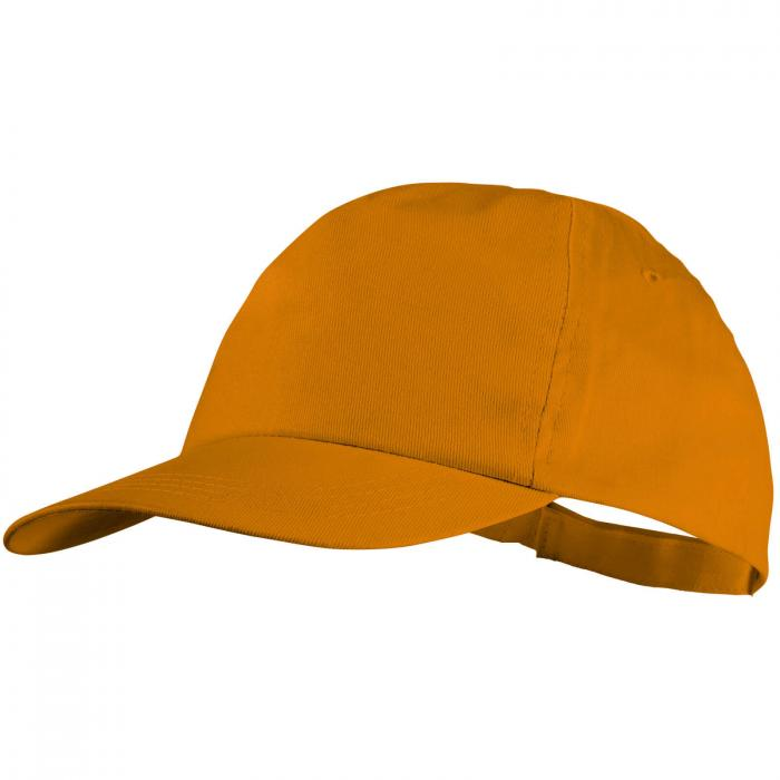 Casquette personnalisée | Coton | Petite quantité  | max019 Orange