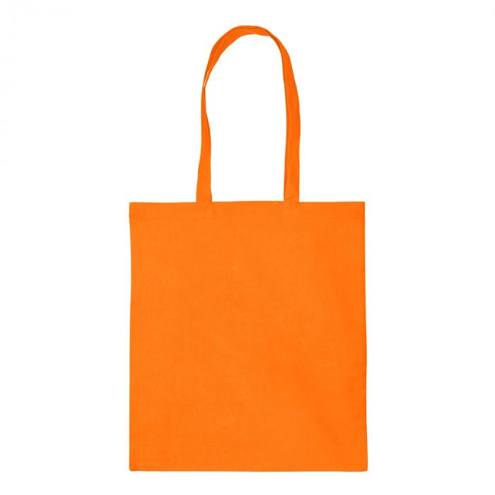 Sac en coton | Coloré | Quadrichromie | 140 gr/m2 | 1130002 Orange