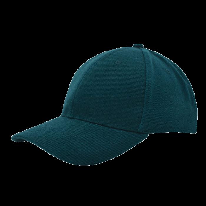 Casquette | Haute qualité | Brodée | 201926B Vert Foncé