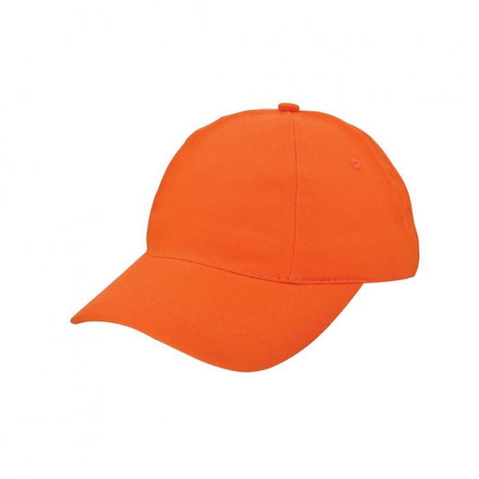 Casquette | Personnalisée | Ajustable | 201934FC Orange