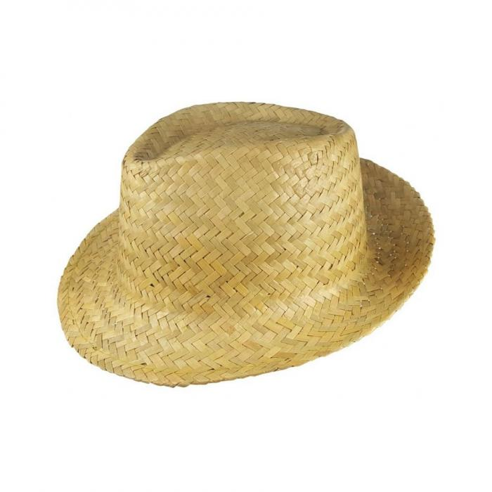 Chapeau personnalisé | Maffia | Paille | 202074