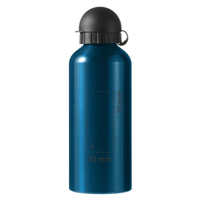 Gourde en métal | 600 ml | 8037509S Bleu