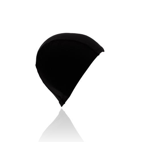 Bonnet de bain | Personnalisé  | 153572 Noir