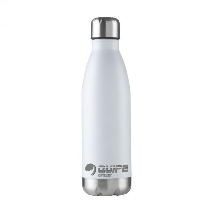 Bouteille isotherme | Inox | Etanche | 500 ml  | 735694 Blanc