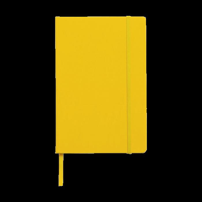 A5 | Carnet | 96 pages lignées | 735813 Jaune