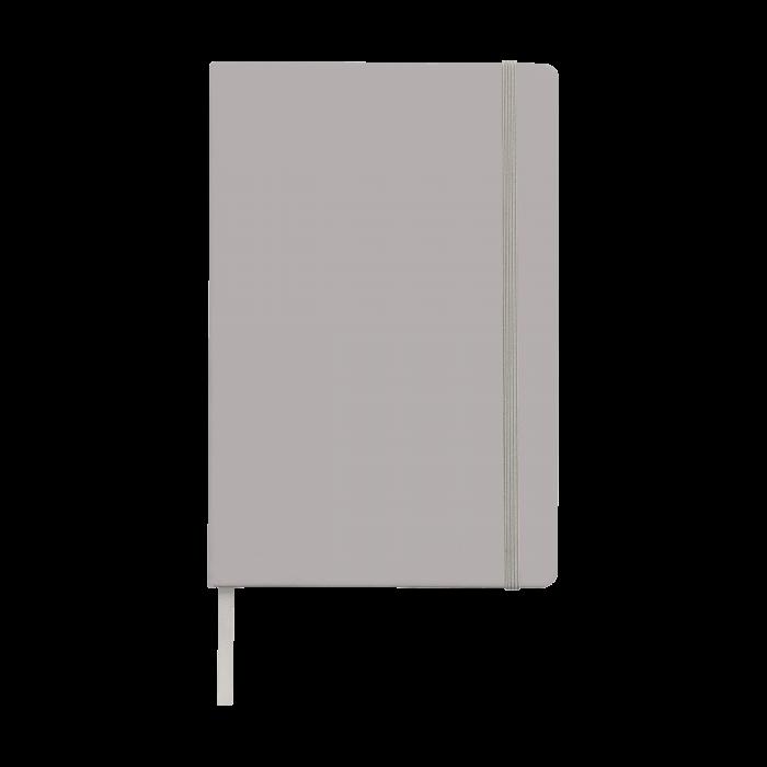 A5 | Carnet | 96 pages lignées | 735813 Gris