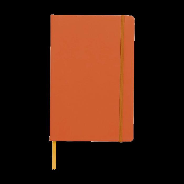 A5 | Carnet | 96 pages lignées | 735813 Orange