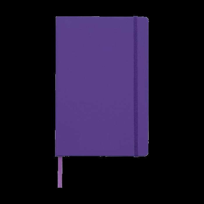 A5 | Carnet | 96 pages lignées | 735813 Violet