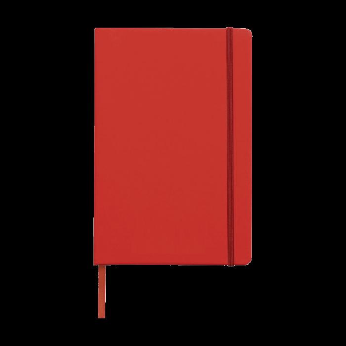 A5 | Carnet | 96 pages lignées | 735813 Rouge