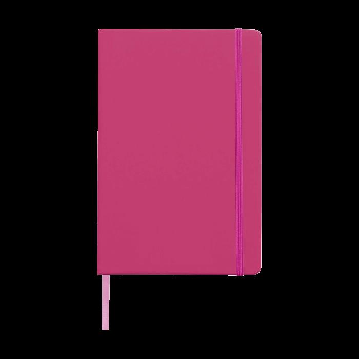 A5 | Carnet | 96 pages lignées | 735813 Rose