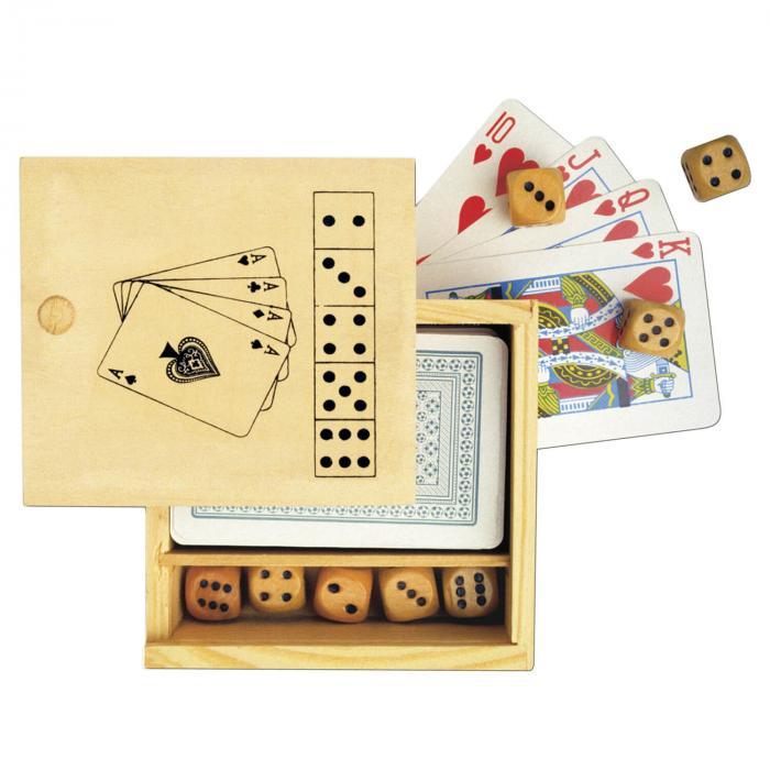 Jeu de dés   Cartes à jouer   52 cartes   8032553