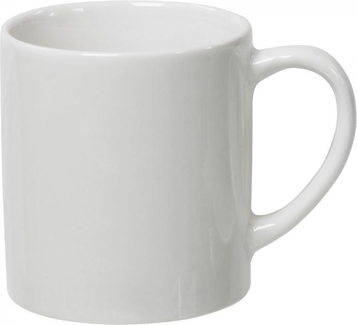 mug blanc porcelaine 170 ml rapide pas cher. Black Bedroom Furniture Sets. Home Design Ideas