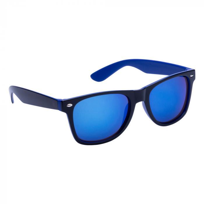 Lunettes de soleil | Monture bicolore   | Personnalisées | 83741791 Bleu