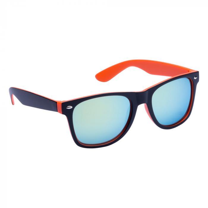 Lunettes de soleil | Monture bicolore   | Personnalisées | 83741791 Orange