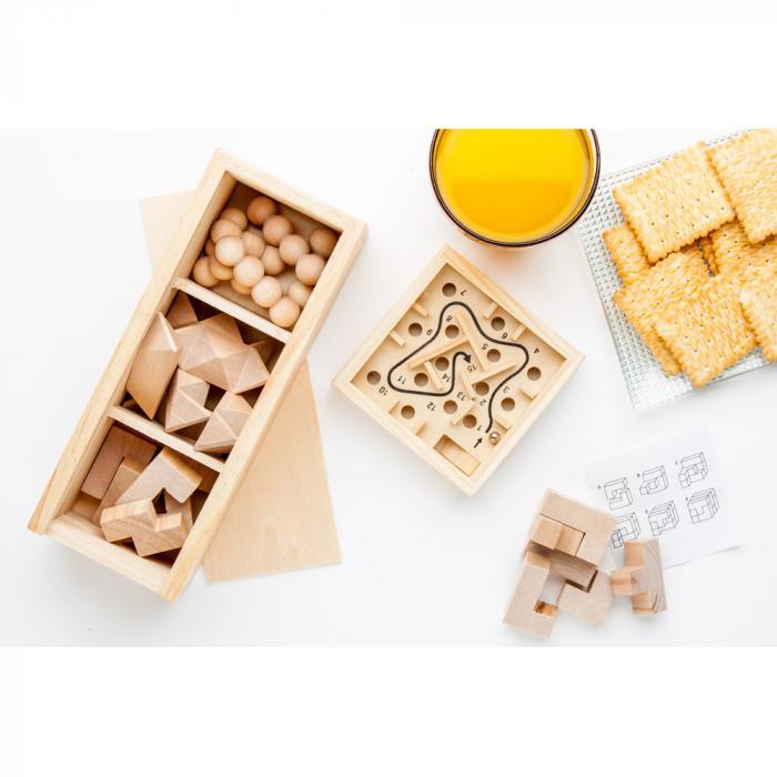 Puzzle | En bois | Personnalisé | 83800369