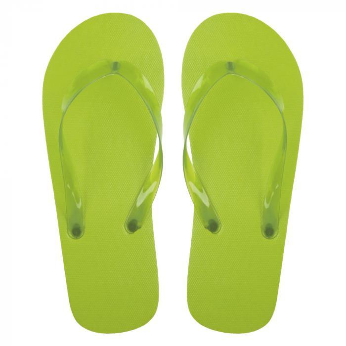 Tongs VARADERO | Budget | 83809495 Citron Vert
