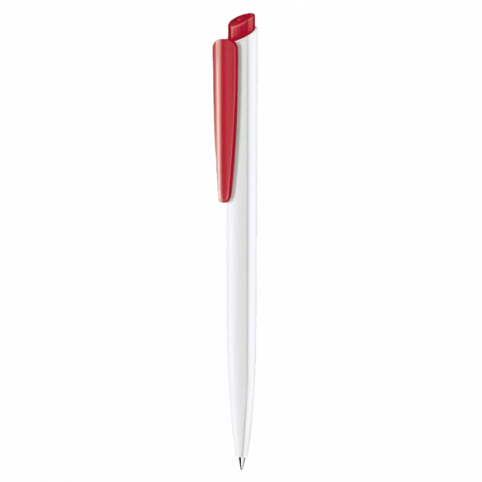 Stylo bille | Dart Basic | Encre bleue | 902600VCM Rouge / blanc