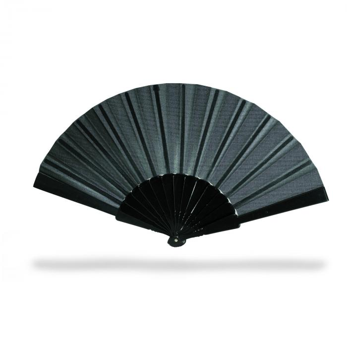 Éventail   Manche plastique   Livraison rapide   8756733 Noir
