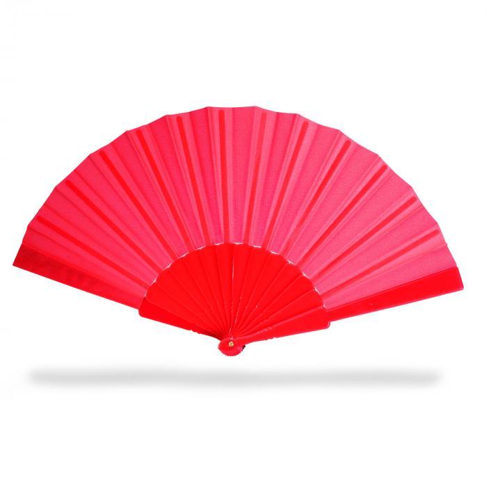Éventail   Manche plastique   Livraison rapide   8756733 Rouge