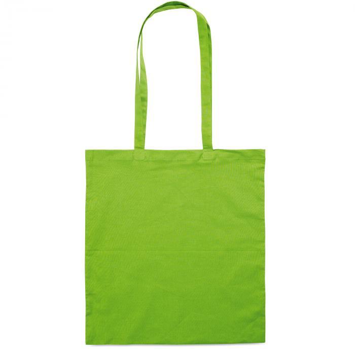 Sac en coton | Coloré | 140 gr/m2 | Rapide | max090 Citron Vert