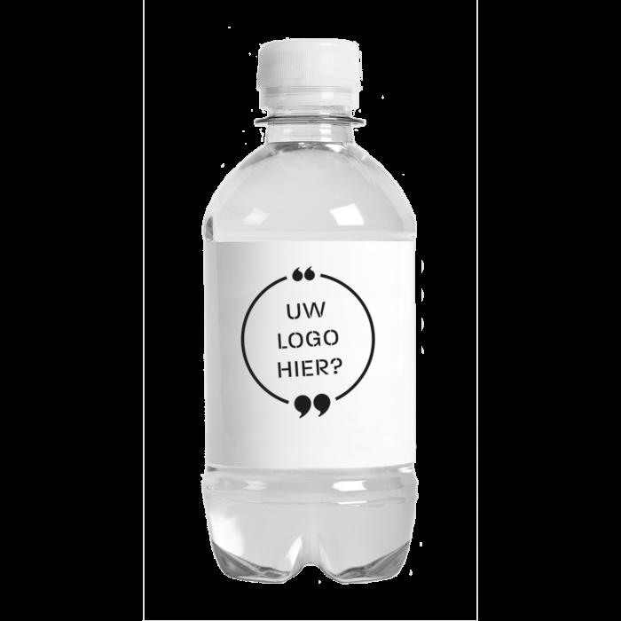Bouteille d'eau | 330 ml | Eau Gazeuze | 433300pd translucide