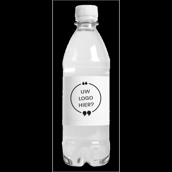Bouteille d'eau | 500 ml | Eau gazeuze | 435000pd translucide