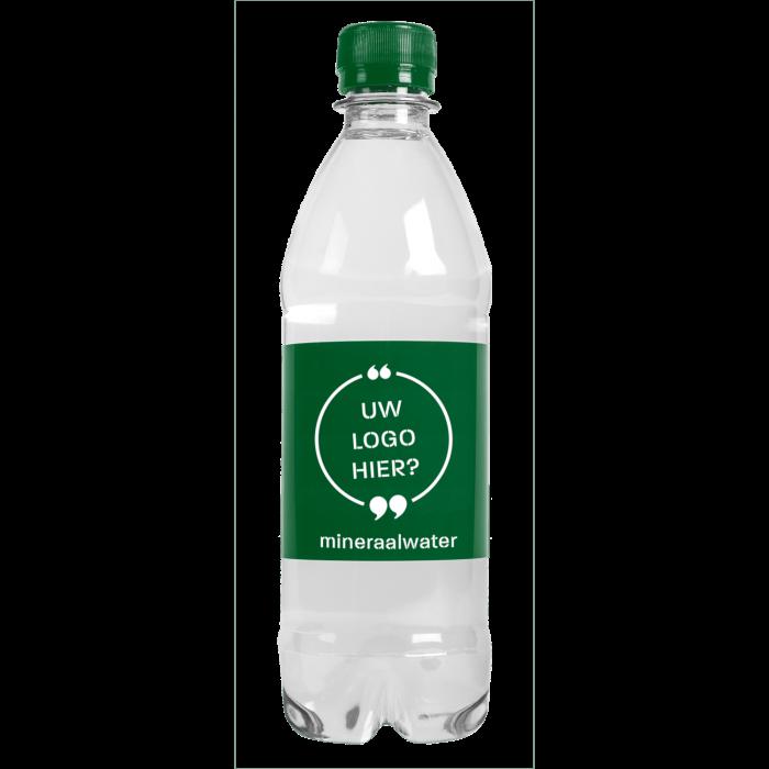 Bouteille d'eau | 500 ml | Eau gazeuze | 435000pd Vert