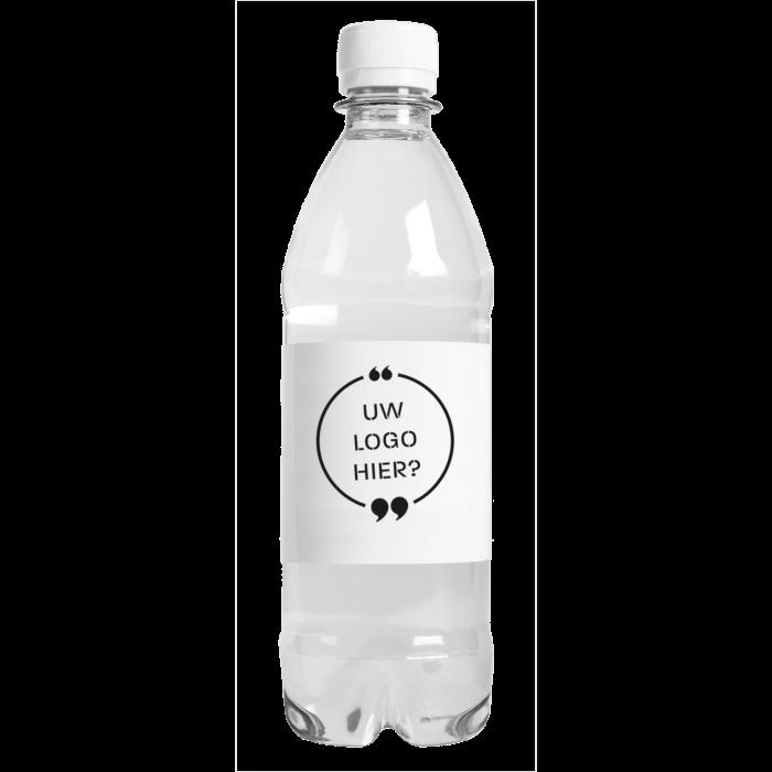Bouteille d'eau | 500 ml | Eau gazeuze | 435000pd Blanc