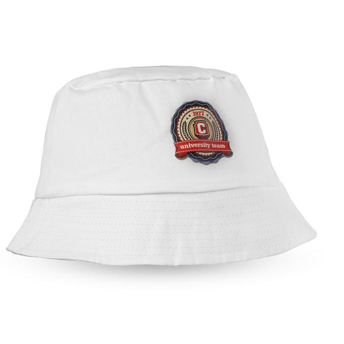 Chapeau Bob blanc personnalisé   8751350