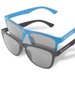lunettes soleil personnalisées petite quantité