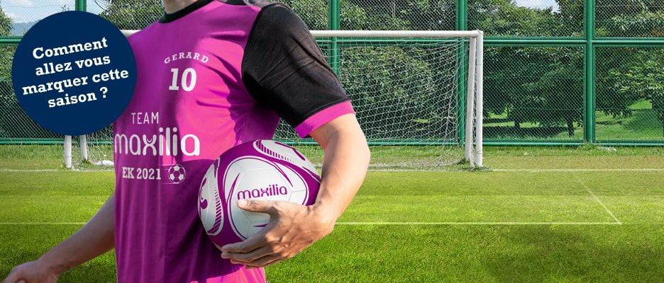 Articles Promotionnels EURO 2020 maxilia