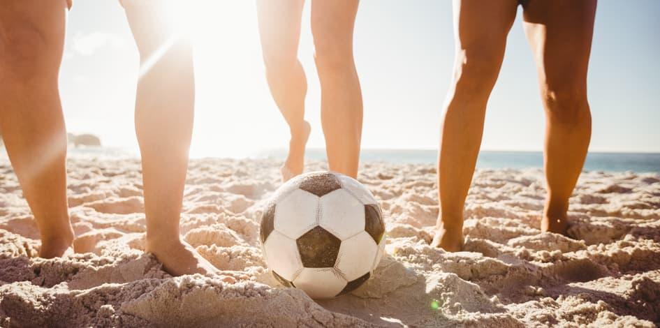 Ballon de foot personnalisé Maxilia
