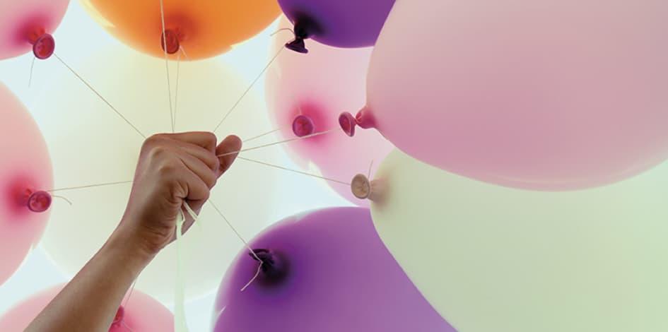 Ballon personnalisé Maxilia