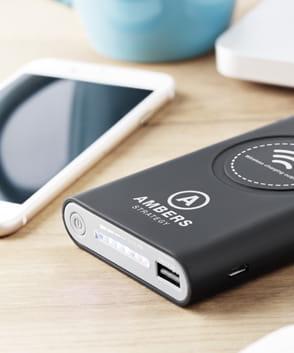 batterie externe personnalisable