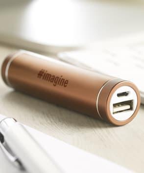batterie externe personnalisable pas chère