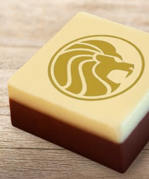 Chocolat personnalisé livraison rapide