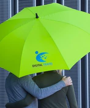 parapluie personnalisé en livraison rapide