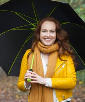 parapluie personnalisé petite quantité