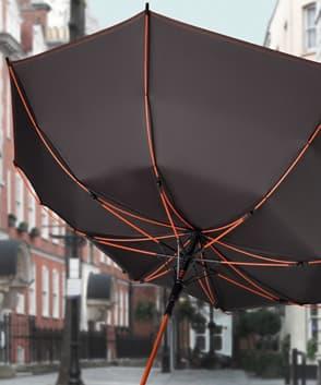 parapluie tempête personnalisé