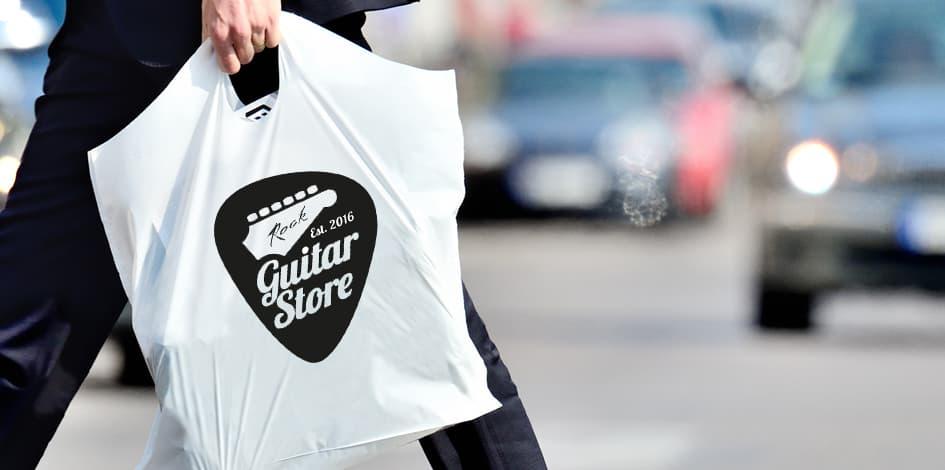 top sac plastique personnalise