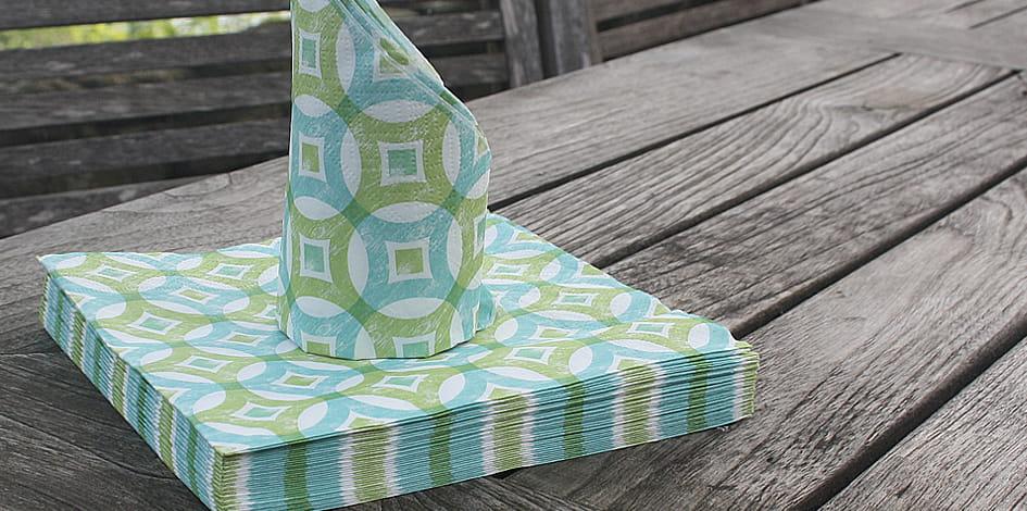 serviette de table maxilia
